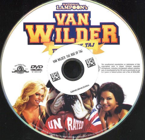 National Lampoon's Van Wilder: The Rise of Taj (Unrated Edition)(Disc Only) DVD Movie