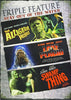 The Alligator People / Lake Placid / Swamp Thing (Triple Feature) DVD Movie