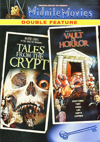 Tales from the Crypt/ The Vault of Horror (Double Feature) DVD Movie