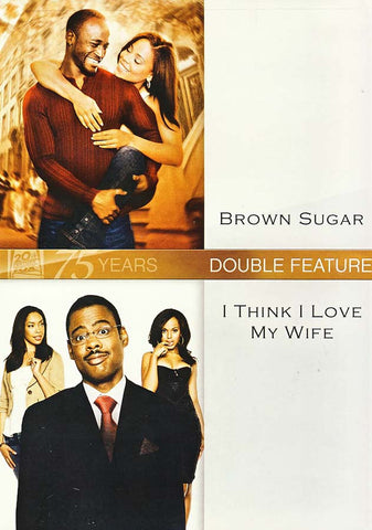 Brown Sugar / I Think I Love My Wife DVD Movie