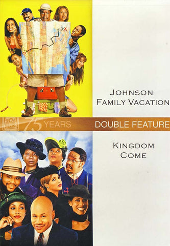 Kingdom Come / Johnson Family Vacation DVD Movie