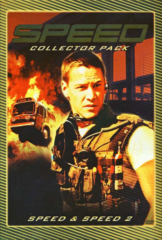 Speed (Collector's Pack) (Boxset) DVD Movie
