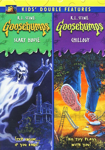 Goosebumps - Scary House / Chillology DVD Movie
