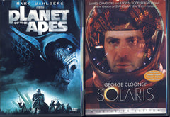 Planet Of The Apes / Solaris (Bilingual) (2 pack) (Boxset)