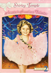 Shirley Temple - America's Sweetheart Collection - Vol. 2 (Boxset)