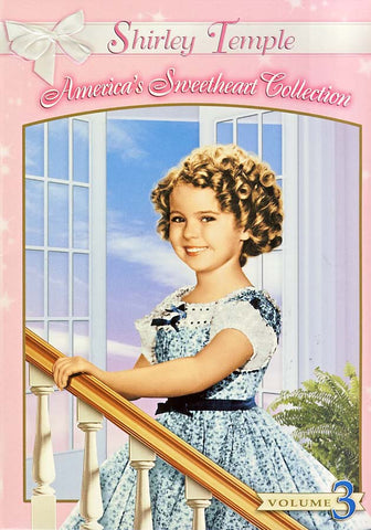 Shirley Temple - America's Sweetheart Collection - Vol. 3 (Boxset) DVD Movie