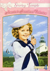 Shirley Temple - America's Sweetheart Collection - Vol. 4 (Boxset)