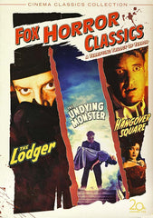 Fox Horror Classics Collection (The Lodger / Hangover Square / The Undying Monster) (Boxset)