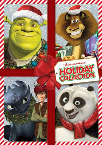 Dreamworks Holiday Collection (Boxset) (Christmas Special) DVD Movie