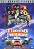 Mighty Morphin Power Rangers The Movie / Turbo - A Power Rangers Movie DVD Movie