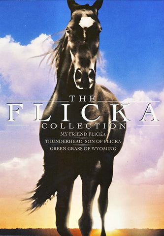Flicka Family Classics Collection (Boxset) DVD Movie