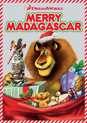 Merry Madagascar (Christmas Special)
