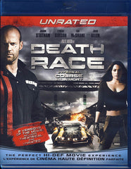 Death Race (Unrated) (Blu-ray) (Bilingual)