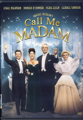 Call Me Madam DVD Movie