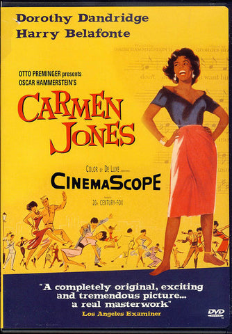 Carmen Jones DVD Movie