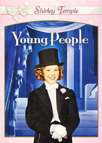 Young People (Shirley Temple) DVD Movie