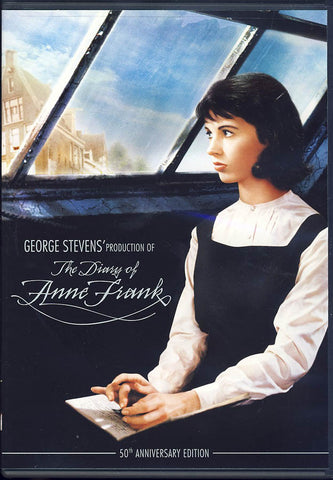 The Diary of Anne Frank (50th Anniversary Edition) DVD Movie