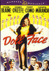 Doll Face DVD Movie