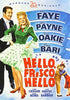 Hello Frisco Hello DVD Movie