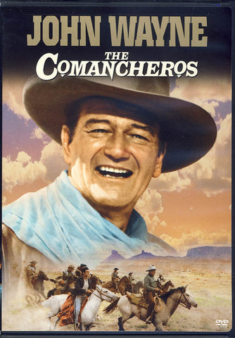 The Comancheros DVD Movie