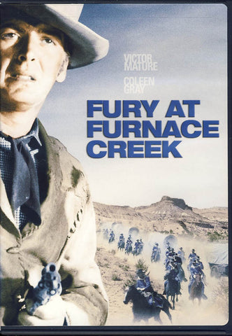 Fury at Furnace Creek DVD Movie