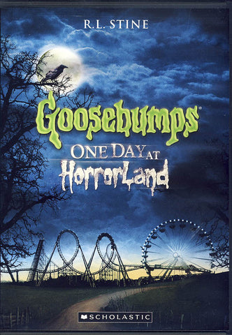 Goosebumps - One Day at Horrorland DVD Movie