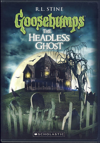 Goosebumps - The Headless Ghost DVD Movie