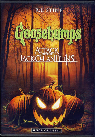 Goosebumps - Attack of the Jack-O-Lanterns DVD Movie