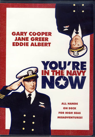You re in the Navy Now(Full Frame) DVD Movie