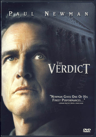 The Verdict DVD Movie