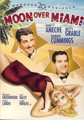 Moon Over Miami DVD Movie