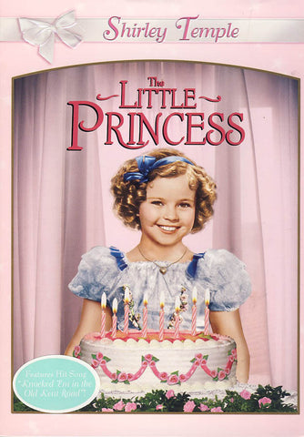 The Little Princess (Shirley Temple) DVD Movie