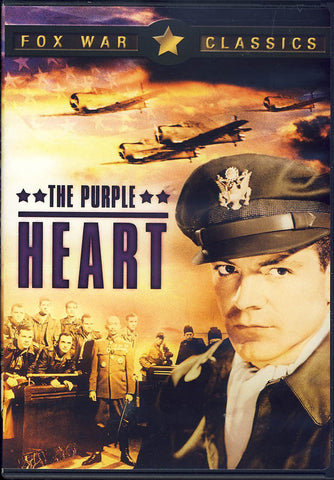 Purple Heart DVD Movie