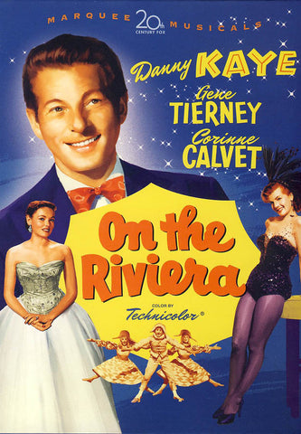 On the Riviera DVD Movie