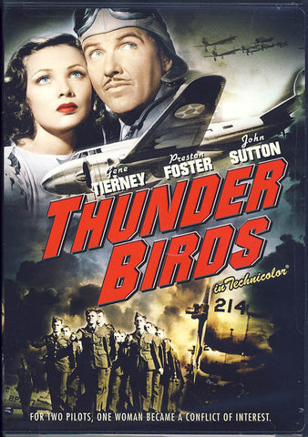 Thunder Birds DVD Movie