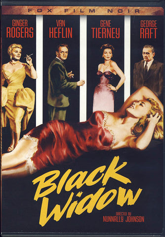 Black Widow (Fox Film Noir) DVD Movie