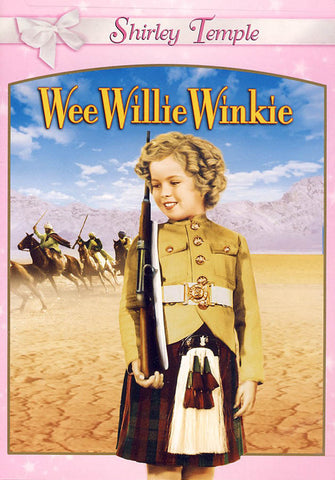 Wee Willie Winkie DVD Movie