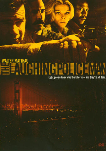 Laughing Policeman DVD Movie