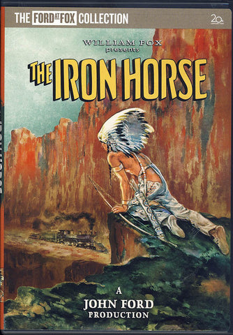 The Iron Horse DVD Movie