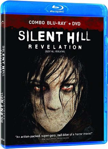 Silent Hill: Revelation (Blu-ray + DVD Combo) (Bilingual)(Blu-ray) BLU-RAY Movie