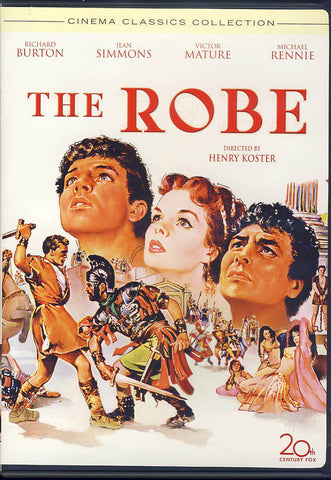 The Robe (Cinema Classics Collection) DVD Movie