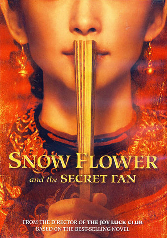 Snow Flower and the Secret Fan DVD Movie