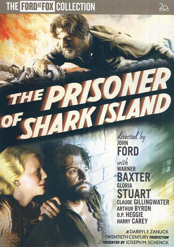 Prisoner of Shark Island (The Ford at Fox Collection) DVD Movie