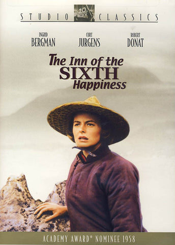 The Inn of the Sixth Happiness DVD Movie