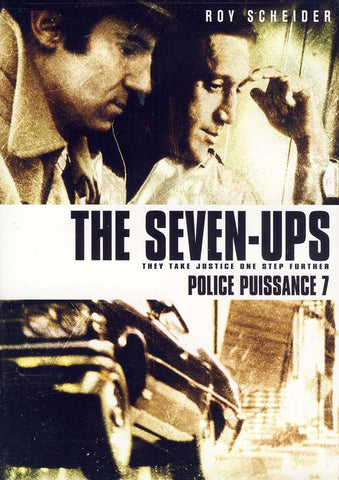 The Seven-Ups (Police Puissance 7) DVD Movie