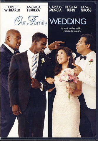 Our Family Wedding DVD Movie