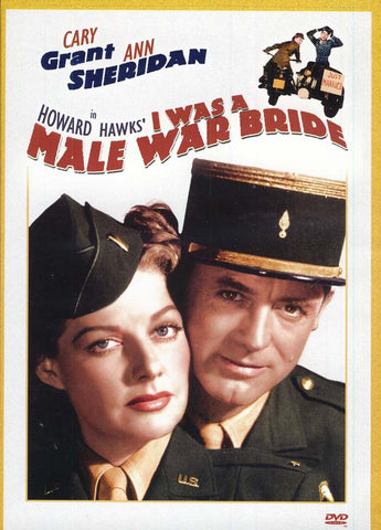 I Was a Male War Bride DVD Movie