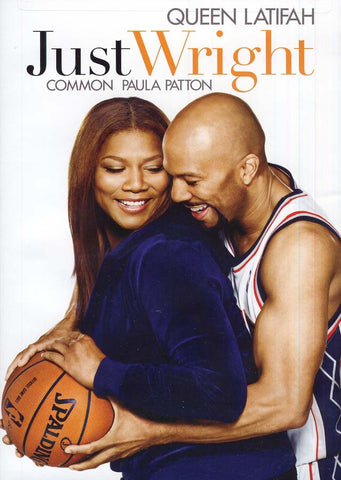 Just Wright DVD Movie