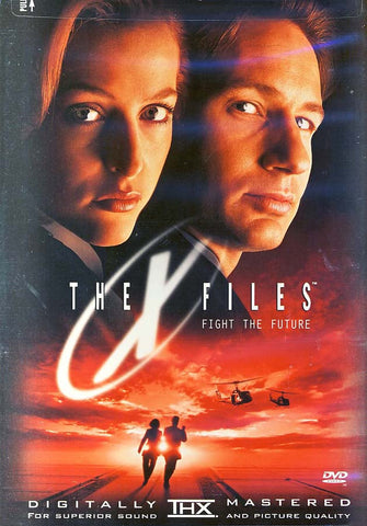 The X-Files (aka Fight the Future) (THX) DVD Movie