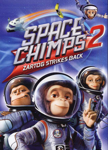 Space Chimps 2 - Zartog Strikes Back DVD Movie